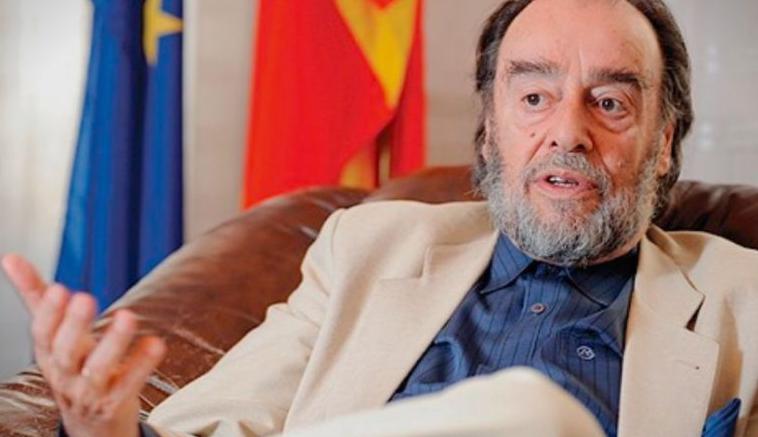 Почина Љубиша Георгиевски