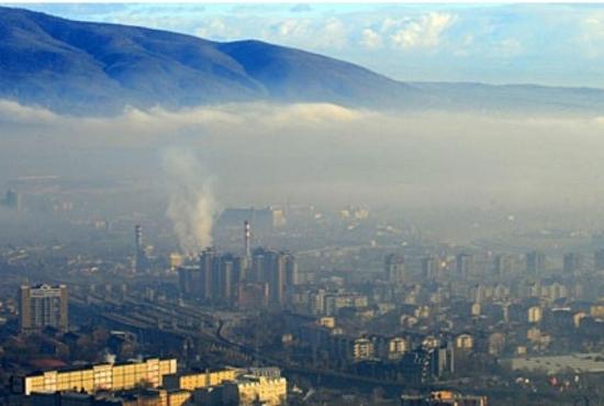 Од десет најзагадени градови во Европа пет се од Балканот