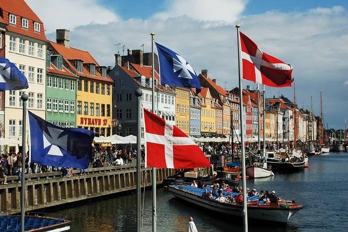 Данска ќе изгради девет вештачки острови