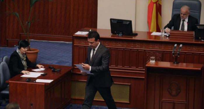 """Заев за предвремени парламентарни избори: Ако сме добри граѓаните ќе не гласаат, ако не, како вика Цацко """"дај друго дете"""""""