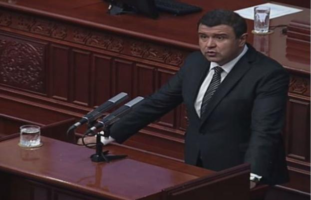 Мицевски до Димитров: Вие го нарушивте угледот и достоинството на македонскиот народ, време е да заминете од функцијата министер