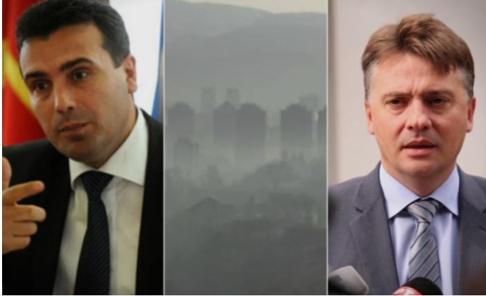 Македонците дишат отров: Загадено низ цела земја, Скопје буквално се гуши