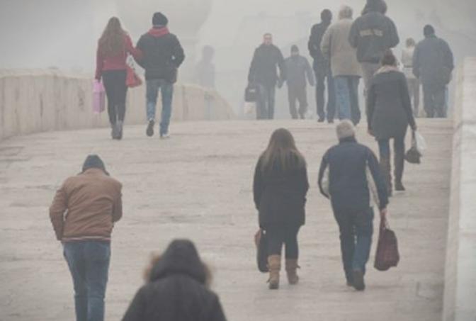 ФОТО: Граѓаните се гушат, а власта молчи