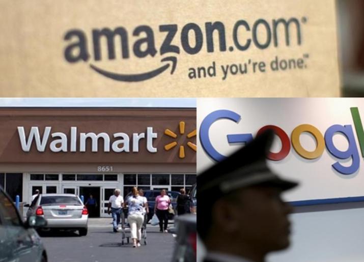 Google и Amazon i Walmart се новите конкуренти на банките?