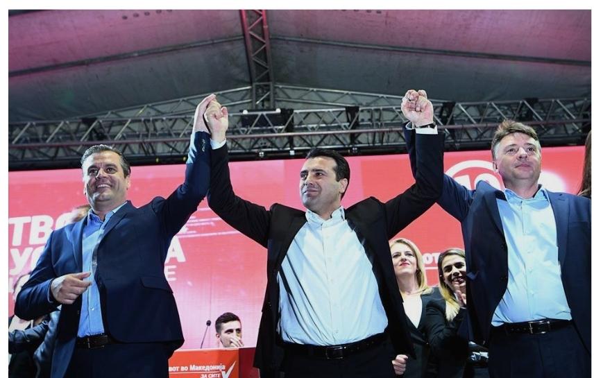 """Заев и Марин ги игнорираа граѓаните на Аеродром и градат кај """"Мајчин дом"""", а сега манипулира дека запрела мегаломанска градба"""
