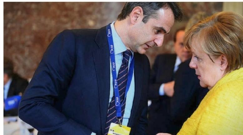 Мицотакис до Меркел: Преспанскиот договор може да создаде нов проблем на Балканот