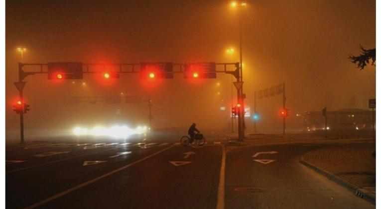 Скопје синоќа најзагаден град во светот
