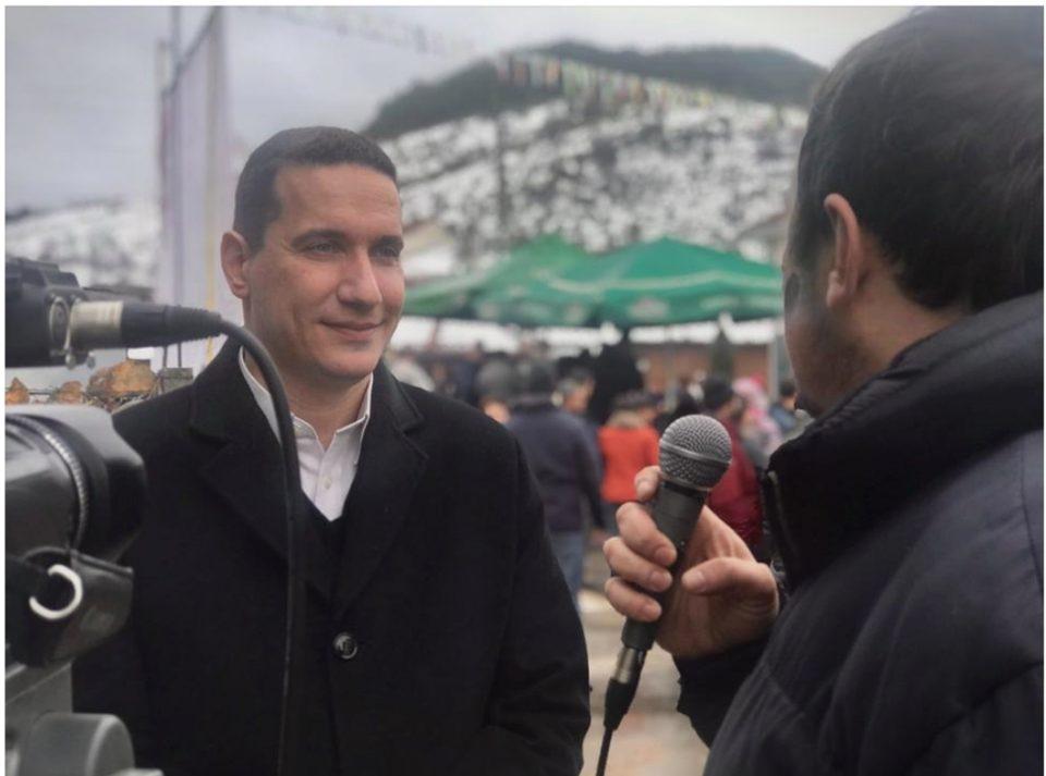Ѓорчев присутен од Берово до Крива Паланка- посета на Ранковце, Ратево и Мождивњак