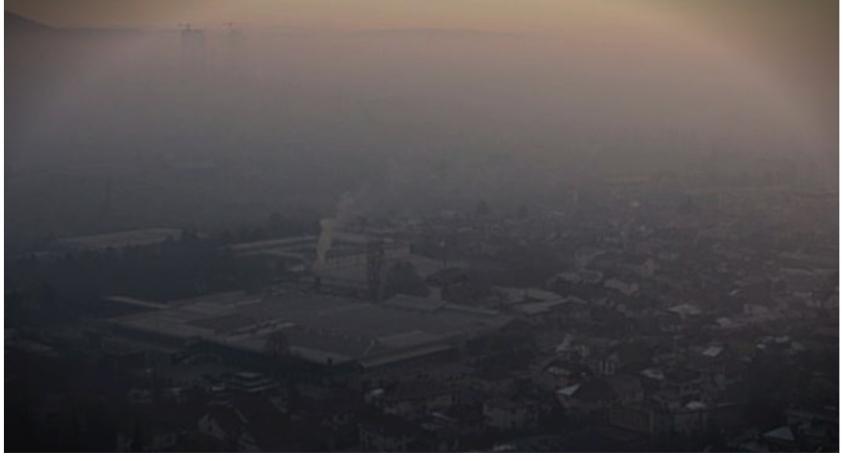 Македонија повторно се гуши: Загаденоста на воздухот во државава 8 пати над дозволеното, Скопје во топ 10 градови во светот
