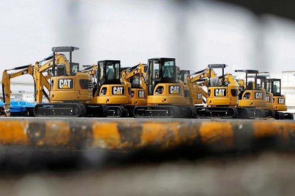 Caterpillar објави пониски приходи од очекуваните