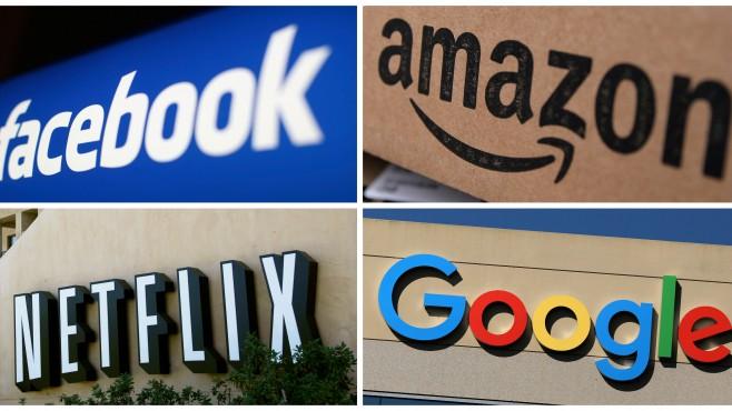 Само Франција воведе данок за големите технолошки компании