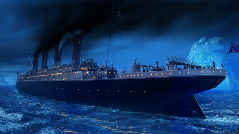 Eкспедиција што ќе се движи по рутата на Титаник картата ќе чини 105.000 долари