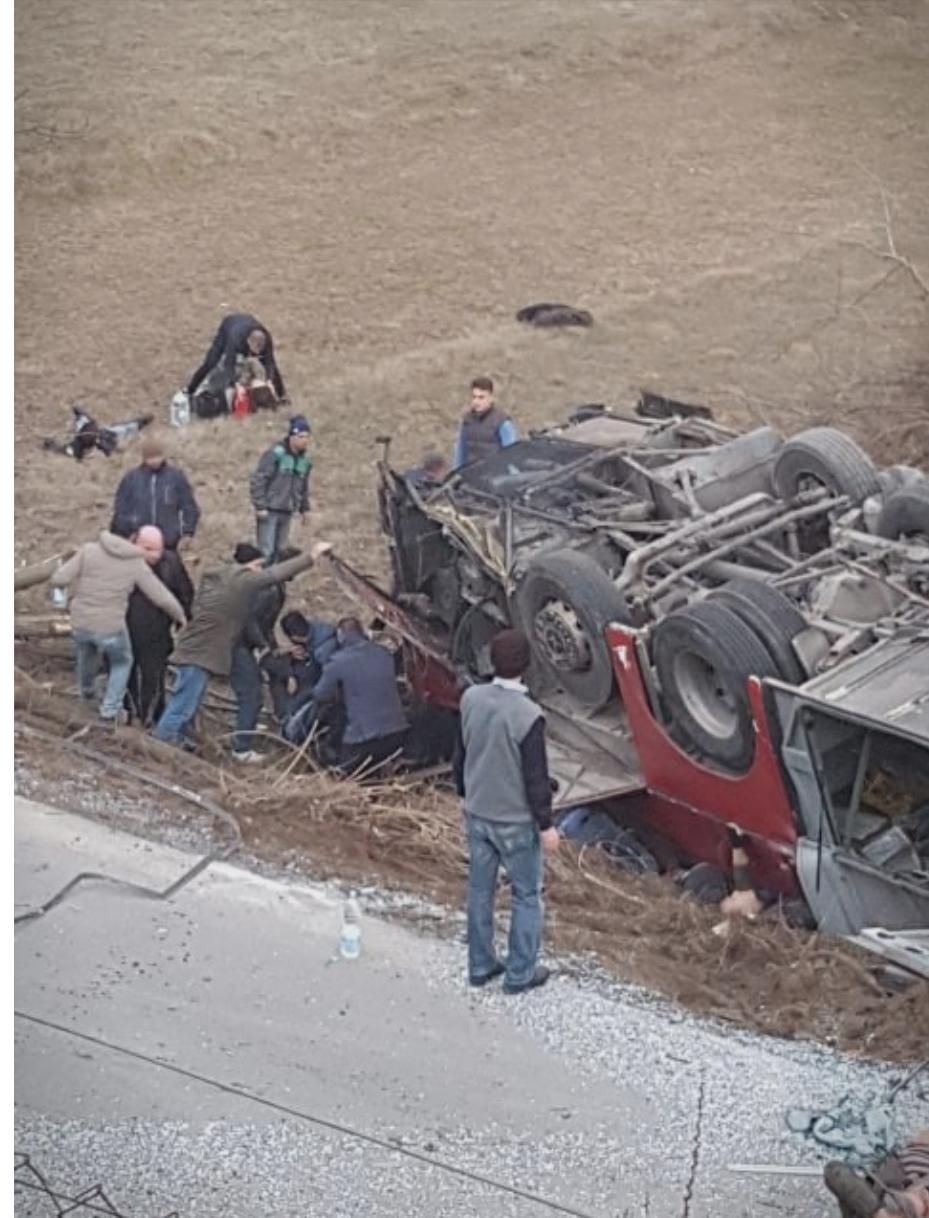 Познато е по колку пари ќе им бидат исплатени на повредените и настраданите патници во автобуската несреќа кај Ласкарци