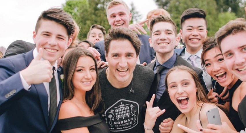 Канадскиот премиер Џастин Трудо им пиша на македонски ученици: Младината како вас не само што е лидер на иднината туку и е лидер и на денешнината