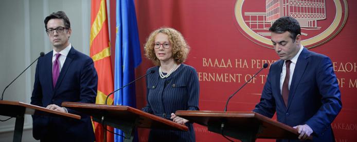 Димитров за претседател, Шекеринска и Пендаровски министри?