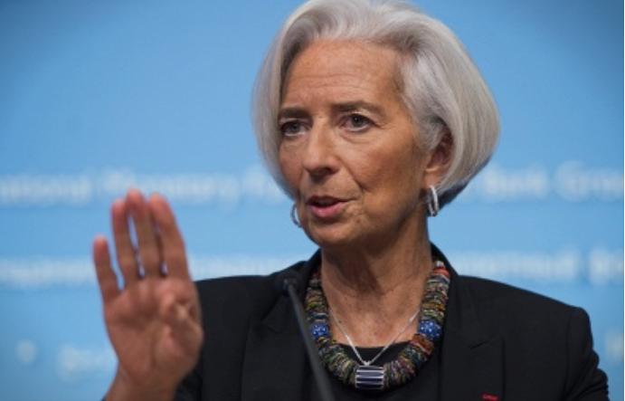 Лагард: Можна е глобална економска бура