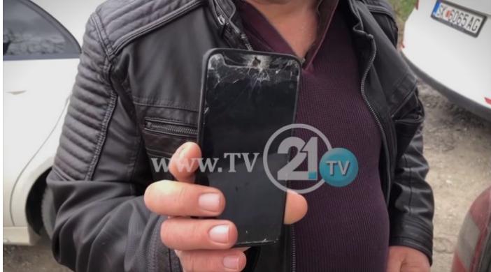 ФОТО: Мобилниот телефон од шоферот предаден на вештачење, ќе се проверува дали бил користел во моментот на несреќата