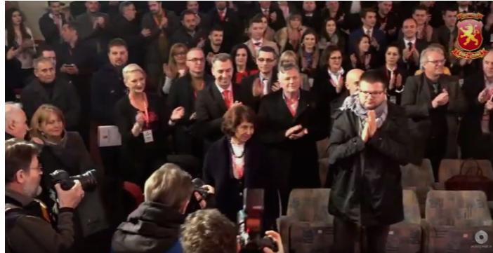 ВМРО-ДПМНЕ го избра својот кандидат за претседател на државата