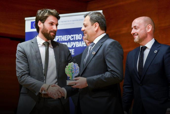 Награда од Обединетите Нации за Пивара Скопје