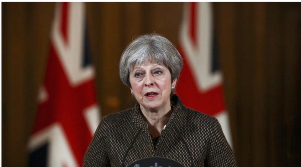 Меј: ЕУ сака Брегзит со договор