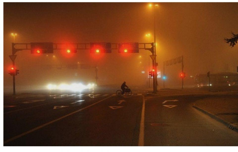 Скопје повторно вечерва руши светски рекорди во загаденост