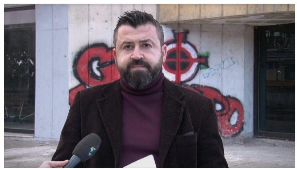 Лазов до градоначалникот на Велес: Ќе ја прифатите ли одговорноста за скандалот и ќе поднесете ли кривична пријава за сторениот криминал?