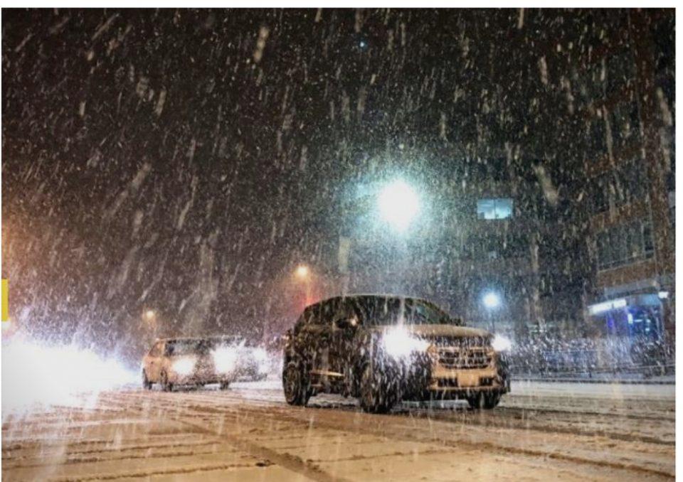 Вечерва снег во Македонија, еве каде вее во моментов- особено внимавајте на овој граничен премин!