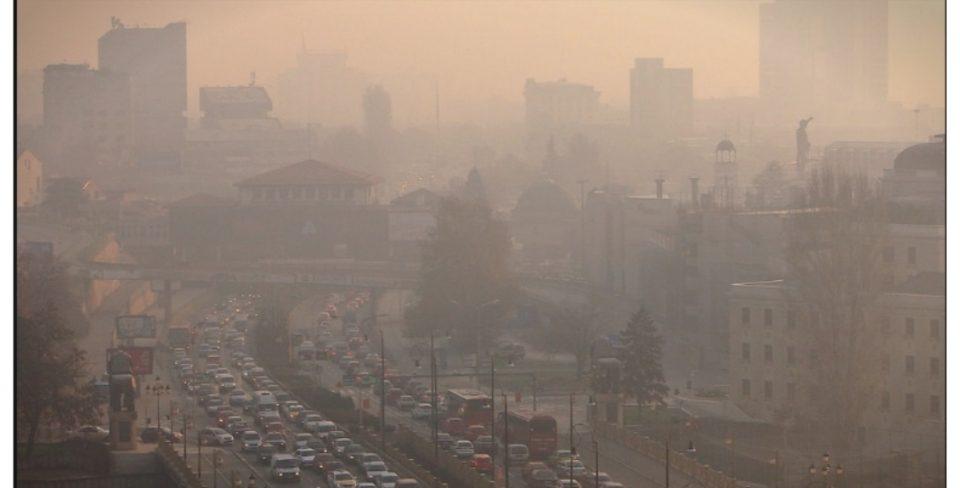 Скопје смог аларм: Во Скопје секој втор до трет ден е токсичен
