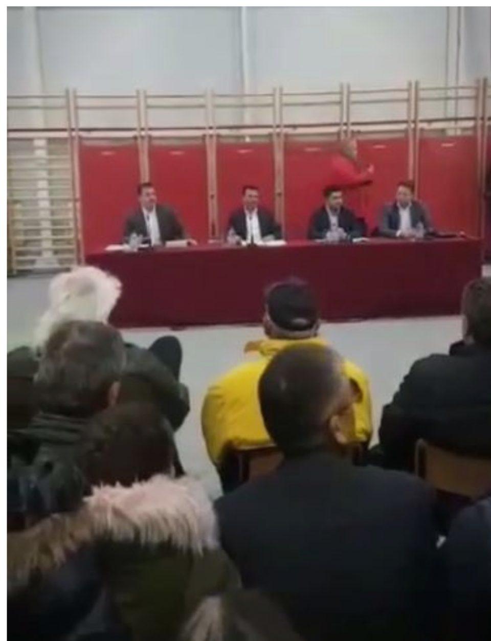 Ексклузивно видео: Заев исвиркан во Иловица и Штука (ВИДЕО)