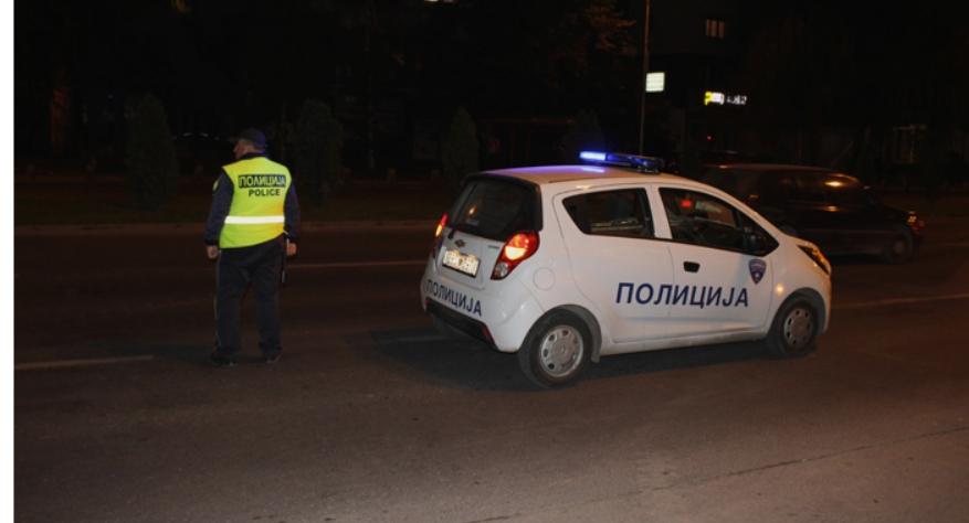 """МВР ги """"тресеше"""" возачите: Викендов фрштеа казни во акциска контрола"""