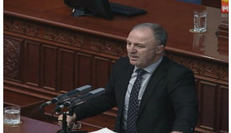 Димков: Текстот на Предлог законот за извршување на санкции е најлош закон до сега кој го уредува извршувањето на санкции