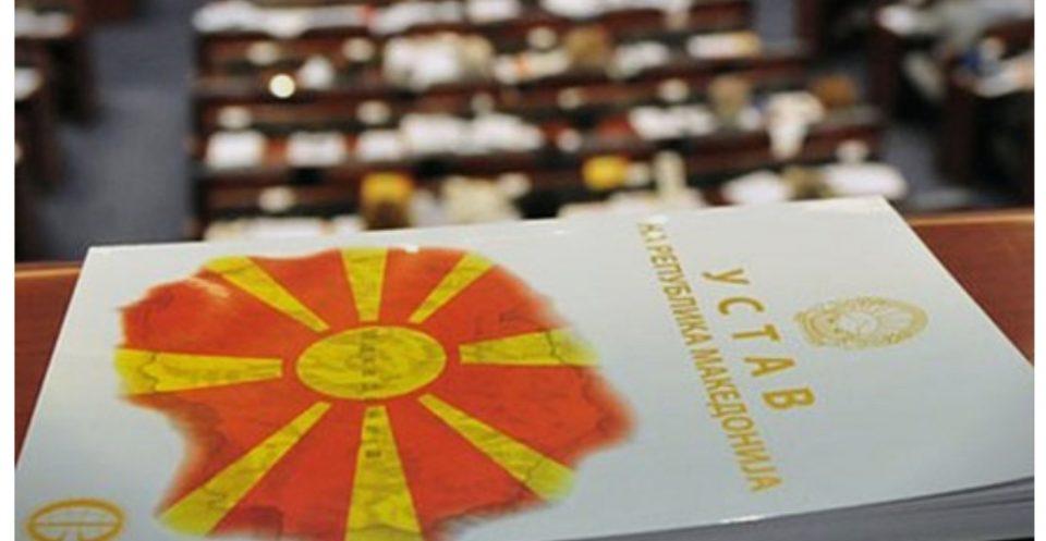 """""""При секоја средба ќе укажувам на меѓународното право и Уставот на РМ со промената на името"""""""