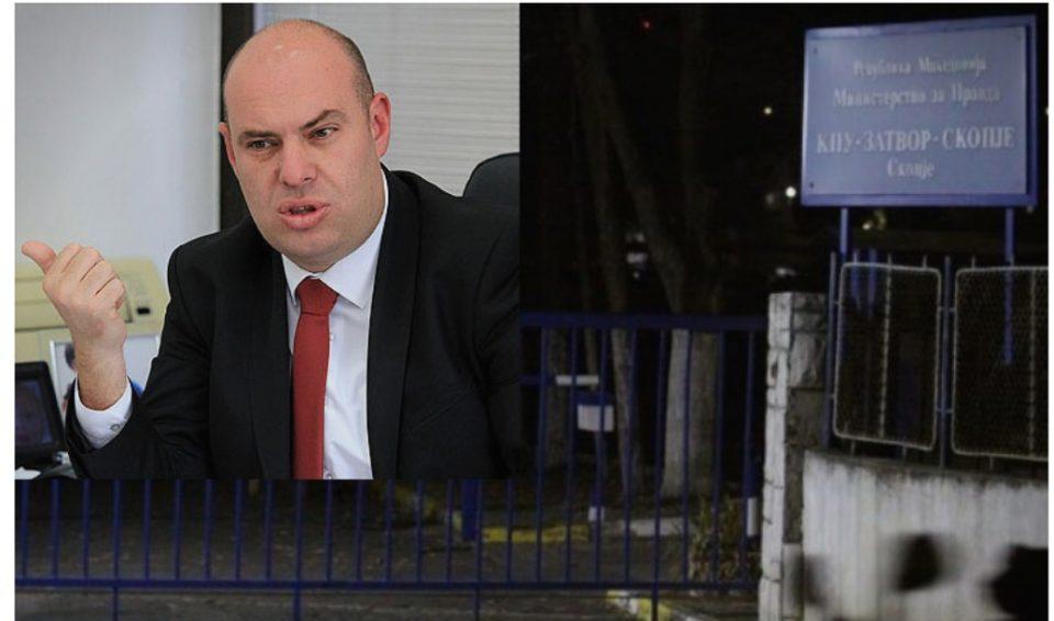 Контрадикторност која отвора сомнеж: Од затворот тврдат дека Јанакиески и Ристовски провоцирале, директорот признава дека допрва ќе се прави истрага