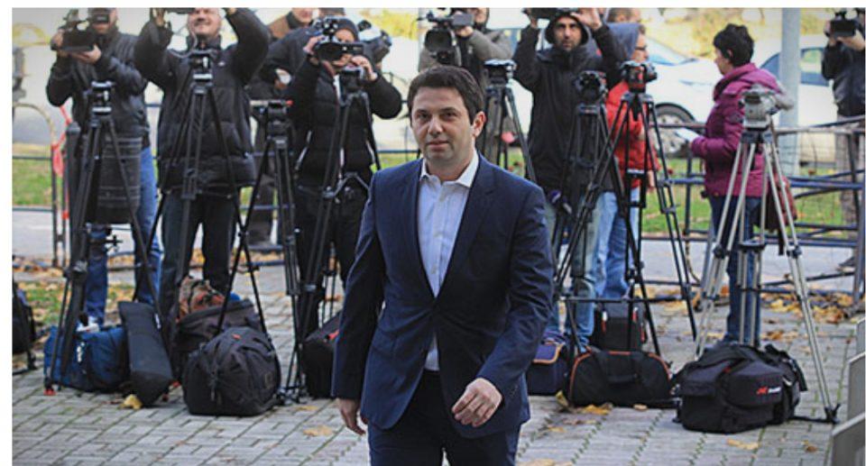 Јанакиески вратен во затворот во Шутка