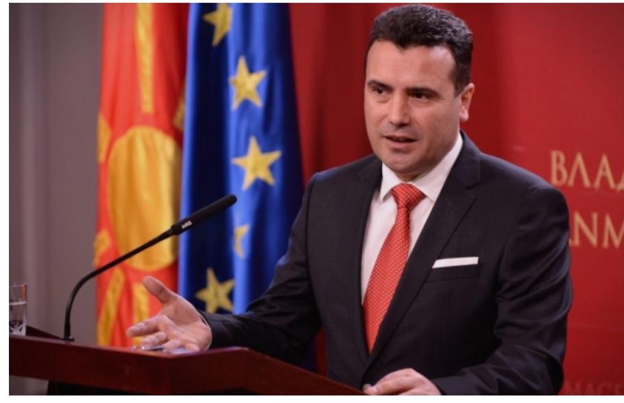 """""""Заев се плаши од поразот на претседателските избори и затоа спасот го бара во консензуалниот кандидат со ДУИ"""""""