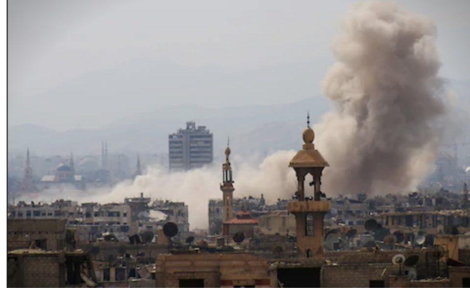 Во експлозија на мина загинаа 24 лица во Сирија