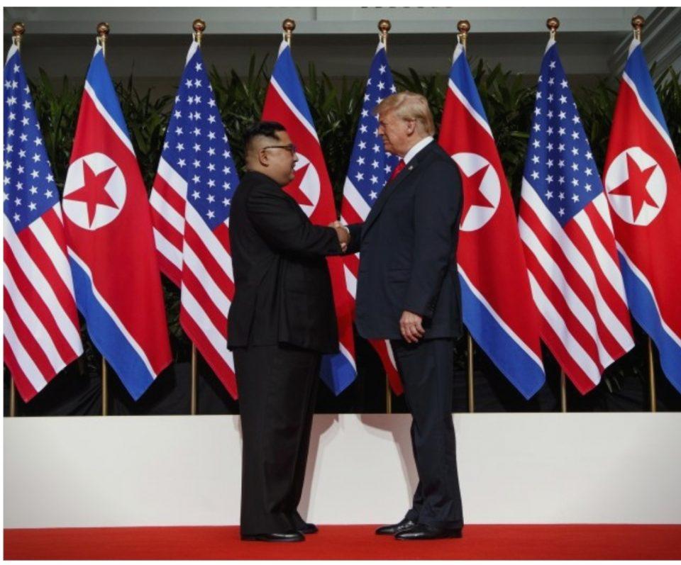 Почнува дводневниот самит на Трамп и Ким во Виетнам