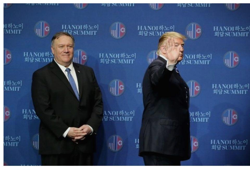 Трамп: Некогаш едноставно треба да се повлечеш