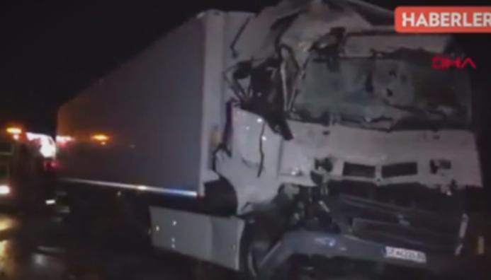 Македонец повреден во сообраќајка во Турција
