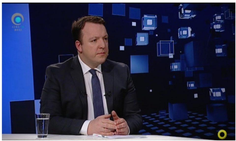 Николоски: Втора година по ред со променето име Македонија за жал нема да добие датум за ЕУ
