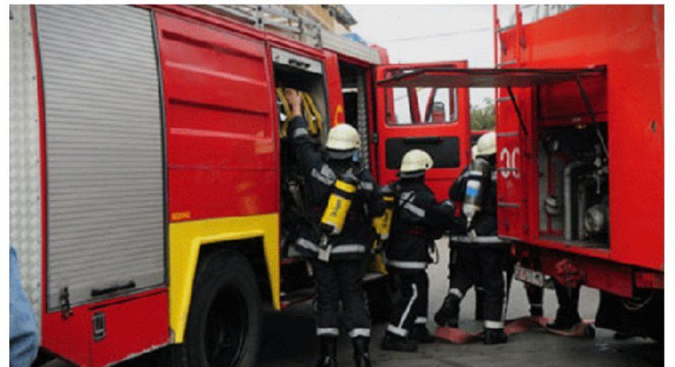 Локализиран пожарот кај Тработивиште