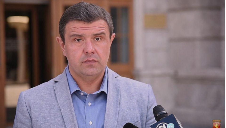 Мицевски: Македонија денес благодарение на СДСМ се третира како оаза на криминалот и корупцијата