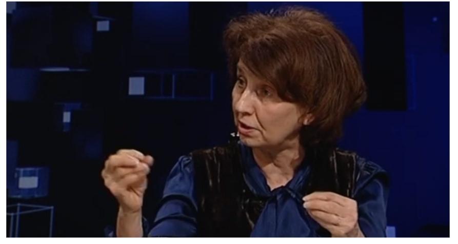 """Силјановска Давкова: Младите си заминуваат од сопствената држава бидејќи власта не донесе """"живот"""" кој што го ветуваше"""