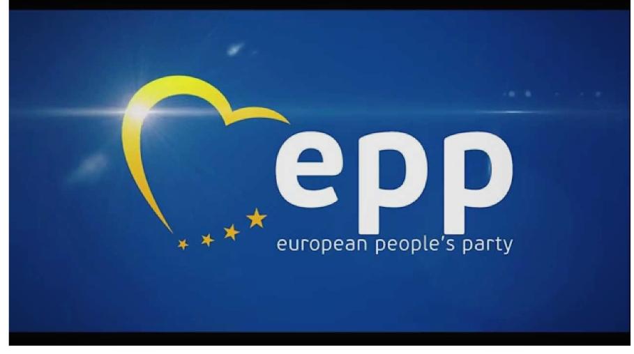 ЕНП ги усвои генералните стратешки насоки за европските избори, ВМРО-ДПМНЕ со поддршка за процесот