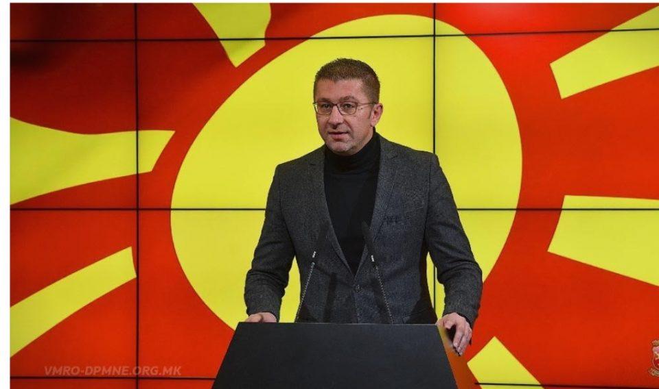 """Мицкоски за преработката на """"Некст Тајм"""": Со оваа песна ќе продолжиме да работиме за Македонија"""