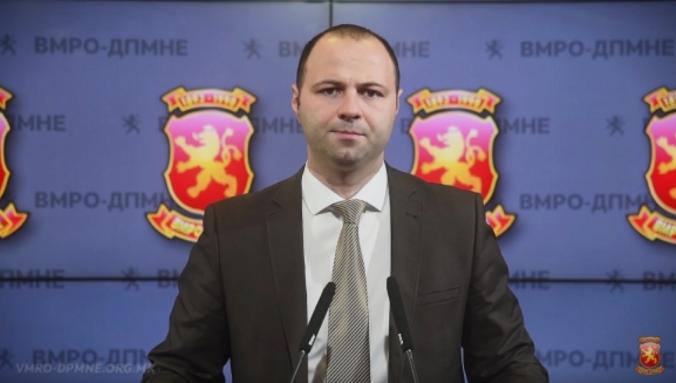 Мисајловски: Право и правда во Македонија веќе не постојат, законите и државните ресурси се злоупотребуваат за политичка пресметка