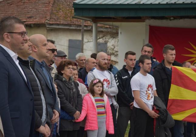 Мицкоски во Бразда, Чучер Сандево: Граѓаните се незадоволни- со оваа влада нема ниту Е од економија, ниту Р од реформи