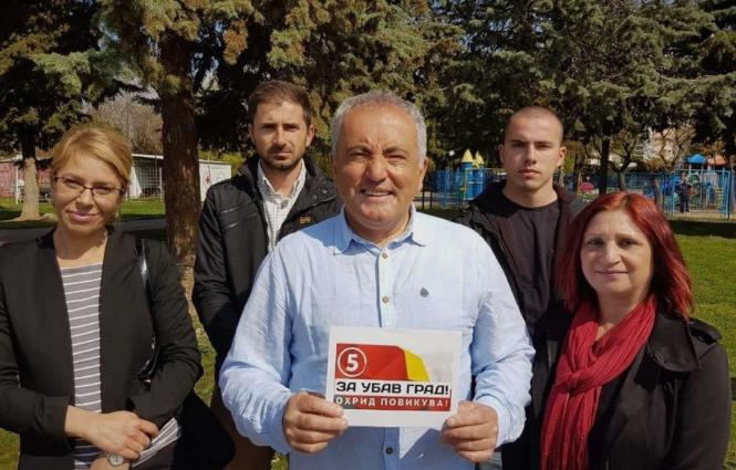 Милошевски: Охриѓани и туристите заслужуваат нови уредени катчиња за поубав и позелен лик на градот