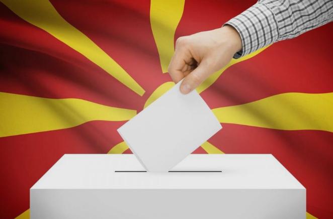 Затворени гласачките места