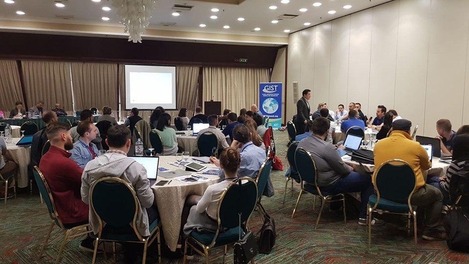 46 млади иноватори од 12 земји од Европа почнуваат со GIST регионалниот тренинг во Скопје